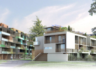 FG ARCHITECTURE – Logements à Cergy Pontoise
